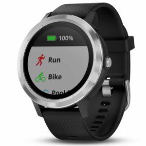 Garmin vívoactive 3 GPS-Fitness-Smartwatch - vorinstallierte Sport-Apps (laufen, GPS und weiteres im Test)