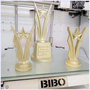 Bedienung und Funktionen des 3D-Druckers von Bibo