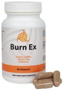Burn Ex Grüner Kaffee Extrakt Appetitzügler Test
