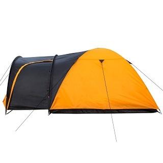 DAs 1018_2 3 Personen Zelt hat ein tolles Design Test