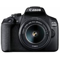 Canon EOS 2000D Spiegelreflexkamera Test