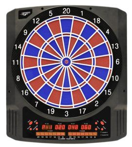 Carromco Elektronisches Classic Master II 92656 Dartscheibe Test