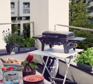 Enders Tisch Gasgrill URBAN Tischgrill 2095 Funktionen Grillen Kochen Und Backen Test