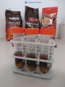 ExpertenTesten.de - Kaffeebohnen Vergleichs- und Preissieger