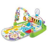 Fisher-Price Kick & Play Spielmatte Test