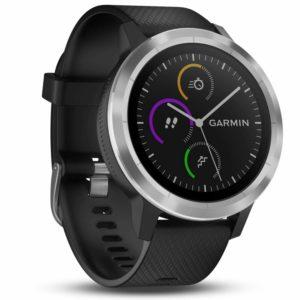 Garmin Vívoactive 3 GPS Fitness Smartwatch Laufuhr Test