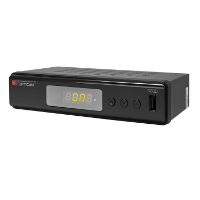 HB-DIGITAL DVB-C Receiver Opticum HD C200  im Test