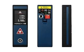 Tacklife Entfernungsmesser Test : Hersch lem laser entfernungsmesser im test expertentesten