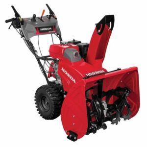Honda Power Equipment HSS928AAW Schneefräse Test