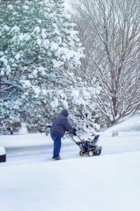 Honda Schneefräse In Aktion Test E1542925321533