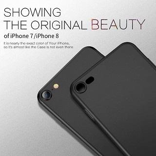 Die HX-7C-PZQ-BK-UK-FBM iPhone 7 Hülle sieht sehr schön aus Test
