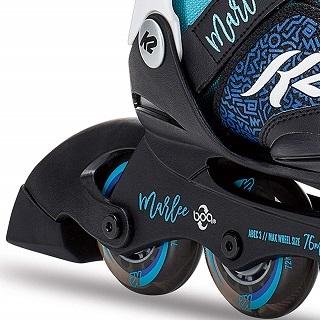 Die Marlee Boa Kinder Inline-Skates sind sehr robust Test