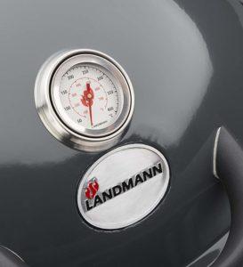 Landmann Grillchef Tisch Gasgrill Thermometer Test E1542144993317