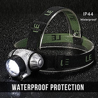 DIe Stirnlampe mit IP44 Zertifizierung von Lighting EVER 3200001 im Test und Vergleich bei Expertentesten