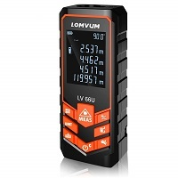 Lomvum LV66U Laser Entfernungsmesser Test