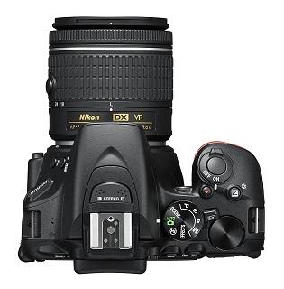 Die D5600 Spiegelreflexkamera von Nikon ist sehr gut Verarbeitet Test