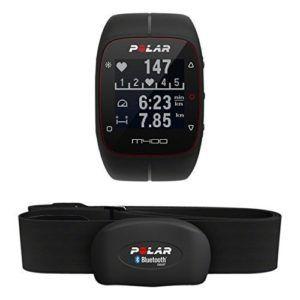 Polar M400 GPS-Laufuhr inkl. Brustgurt im Lieferumfang im Test