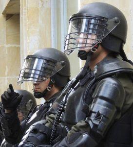 Polizei und Feuerwehr Helmkameras Test