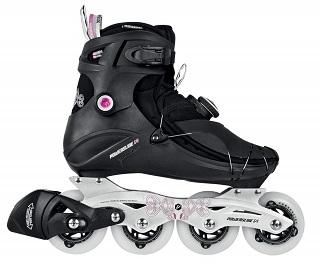 Die VI SPC Pure Damen Inline-Skates sind sehr gut verarbeitet Test
