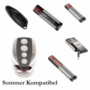 Produktsortiment SOMMER 4020 TX03 868 4 Garagentorantrieb Handsender Test