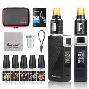 Salcar V60 E Zigarette im Test & Vergleich