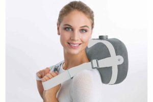 Sanitas Akku Shiatsu Massagekissen Und Pulsoximeter Test