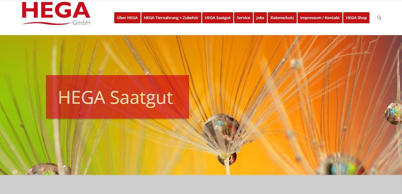 Hega GmbH Onlineshop - Großhandel für Heimtierbedarf