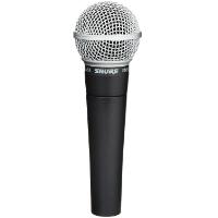 Shure Mikrofon SM58-Gesangsmikrofon im Test