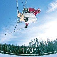 So verwenden Sie eine Helmkamera beim Ski fahren optimal
