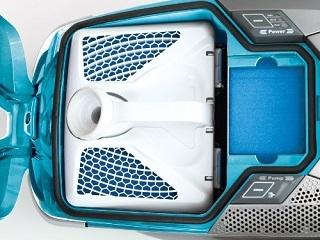 Der 786522 Aqua+ Allergiker Staubsauger ist der Spezialist für Allergiker Test