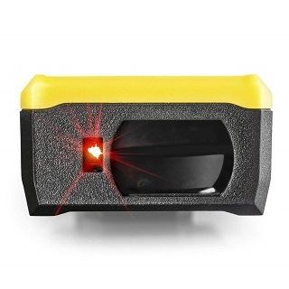 BD16 Laser Entfernungsmesser Test