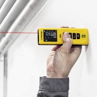Der BD16 Laser Entfernungsmesser wird getestet
