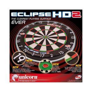 Unicorn Eclipse HD2 Dartscheibe Im Test