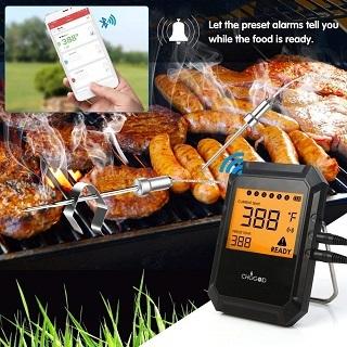 Der Grillthermometer mit lebenslangen Garantie von WEINAS 122633 im Test und Vergleich bei Expertentesten
