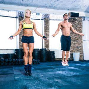 280cm Schwarz Fitness 2019 Neuer Stil Springseil Standard Mit Kunststoffgriffen Kampfsport