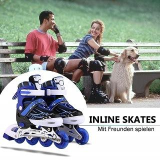 Die b07g7Zwprp Kinder Inline-Skates sind von hoher Qualität test