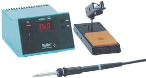 Weller WEL.WSD81 Lötgerät Lötstation Test