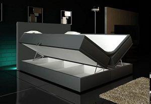 Wohnen-Luxus Boxspringbett mit Bettkasten Rio Lift im Test