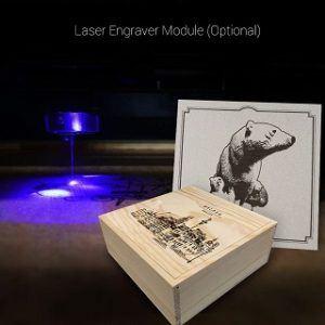 DerPrinting da Vinci 1.0 Pro 3D-Drucker hat sich sehr gut im Praxistest gezeigt