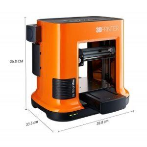 Der da Vinci mini w 3D-Drucker ist sehr klein und kompakt Test