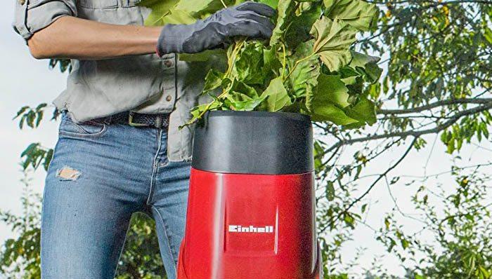 Gartenhäcksler im Test auf ExpertenTesten.de