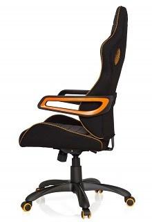Eleganter Racer Pro IV Bürostuhl im modernen Schalensitz-Design Test