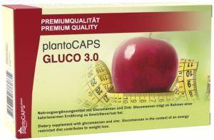 PlantoCAPS® GLUCO 3.0 Abnehm Kapseln Appetitzügler Test