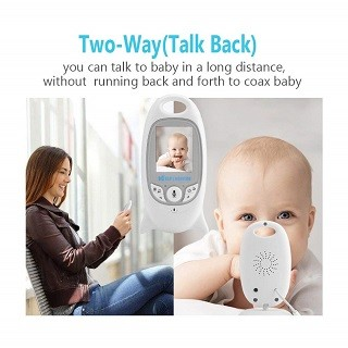 Das VB601 Babyphone hat eine sehr gute Bildqualität Test