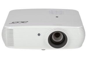Der Acer H6512BD Beamer mit 1.920 x 1.080 Pixel Auflösung im Test und Vergleich