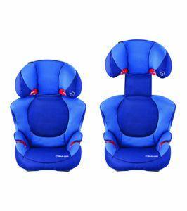 Viele verschiedene Arten von Kindersitzen ab 15kg im Test und Vergleich