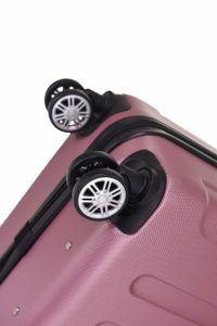 BEIBYE Hartschalen Koffer Trolley Rollkoffer Rollen Im Test