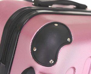 BEIBYE Hartschalen-Koffer kratzfest Trolley matte Hartschale aus 100% ABS bruchsicher, stabil + widerstandsfähig im Test
