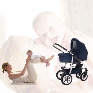 Der Bebebi Bellami kinderwagen im test und vergleich