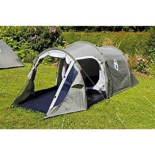 Das Coastline 2 Personen Zelt hat ein sehr schönes Design TEst